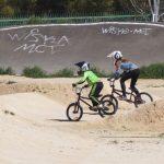 BMX  con Club Montaña Pirineos BMX Zaragoza