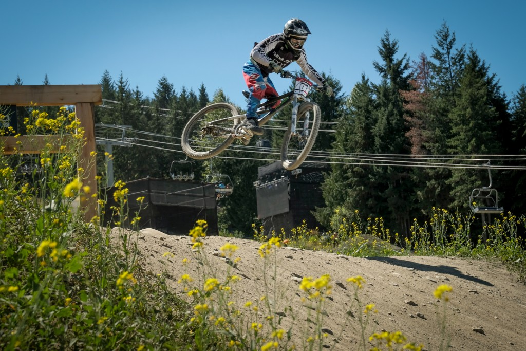 Aimar Ijurko Racing Whistler bike Park